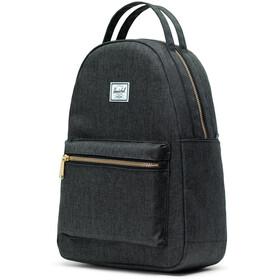 Herschel Nova Small Backpack 17L Unisex, black crosshatch